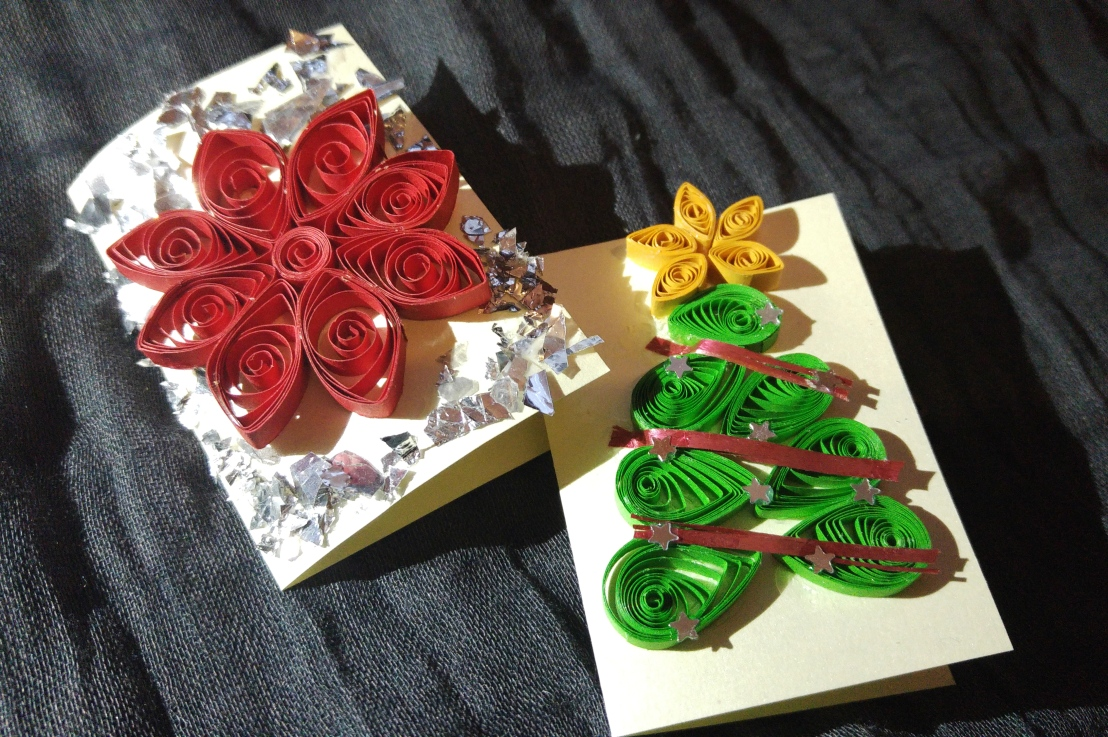 DIY Christmas gift nametags