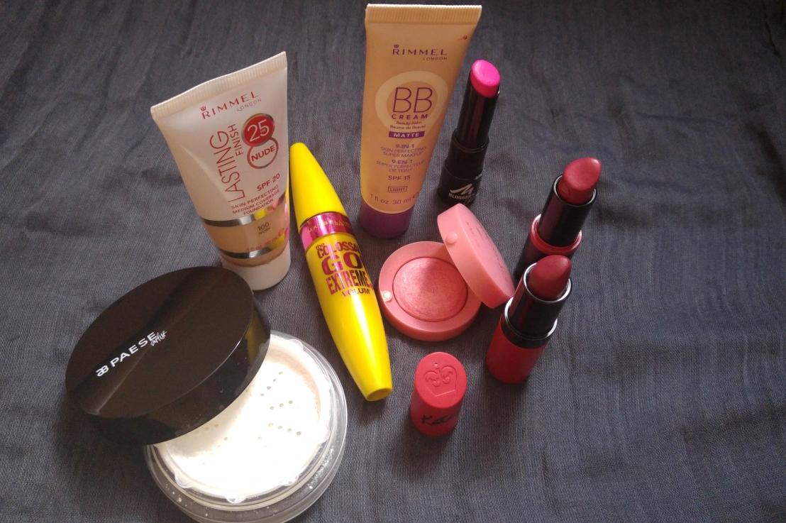 Make-up favourites