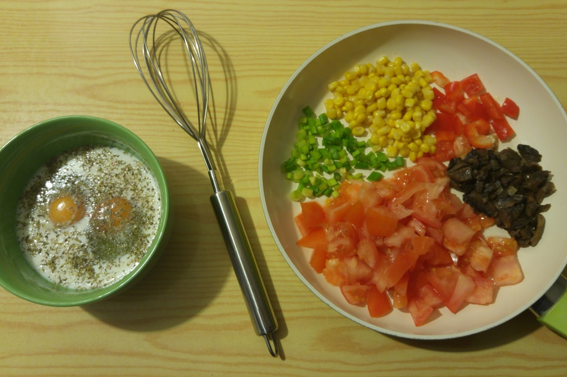 Spring In The Kitchen – FreshOmelette