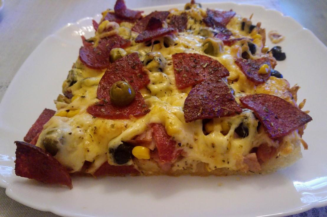 Pizza Time! (Recipe)
