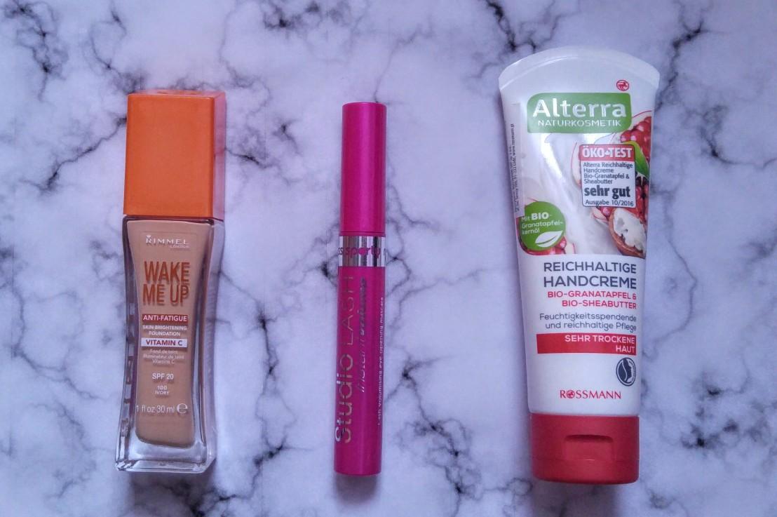 Little makeup&beauty haul
