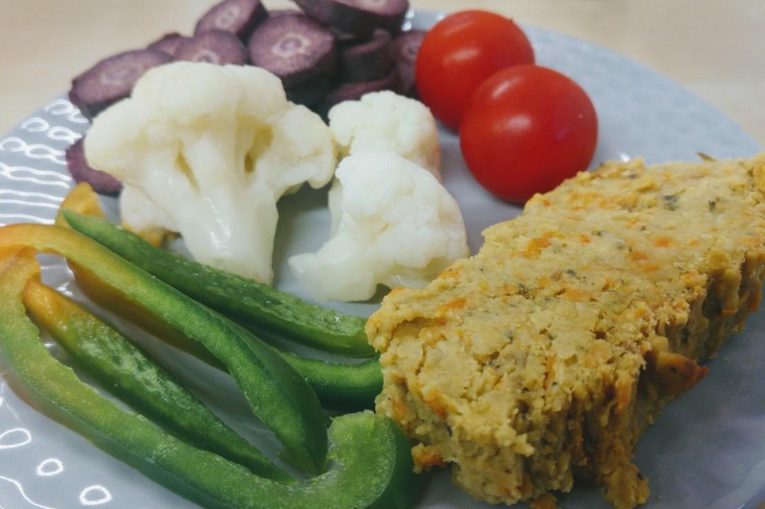 Red Lentil VegetarianPate