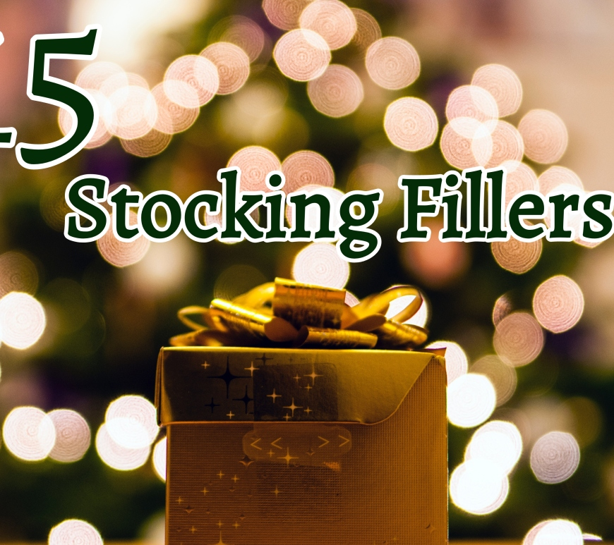 15 stocking filler ideas