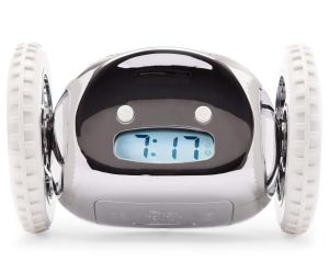 Bizarre alarm clocks - clocky