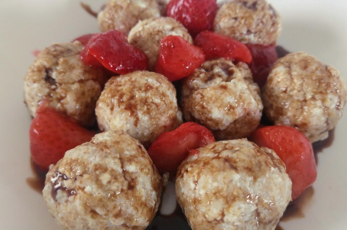 """Kopytka"" – Quark CheeseDumplings"