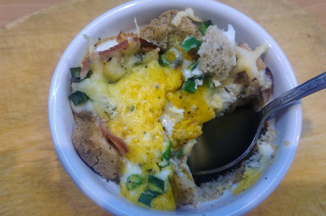 Ramekin Breakfast