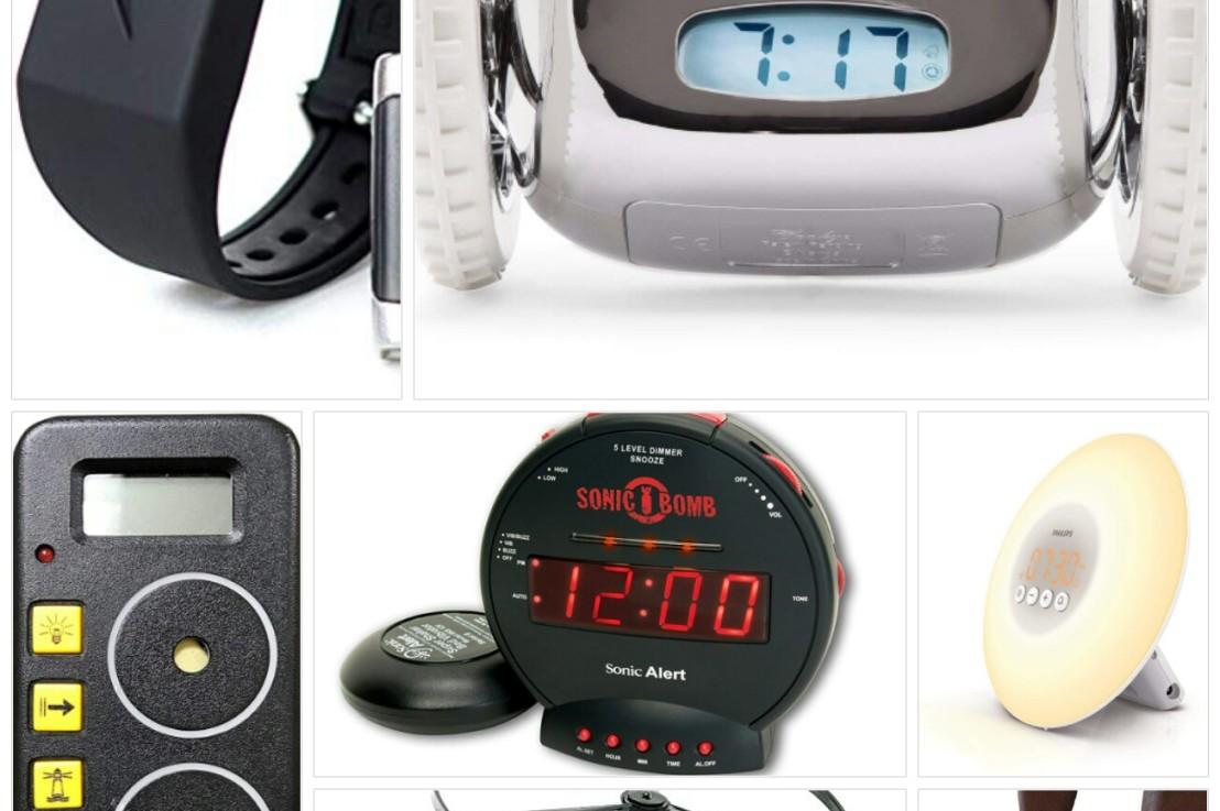 7 Most Bizarre AlarmClocks