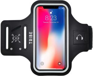 Useful fitness accessories - smartphone arm band