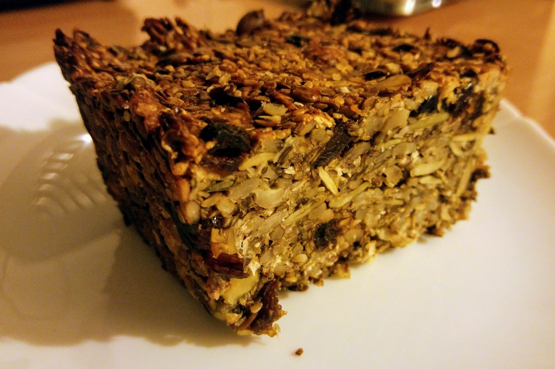Seeds and Nuts Healthy SnackBars