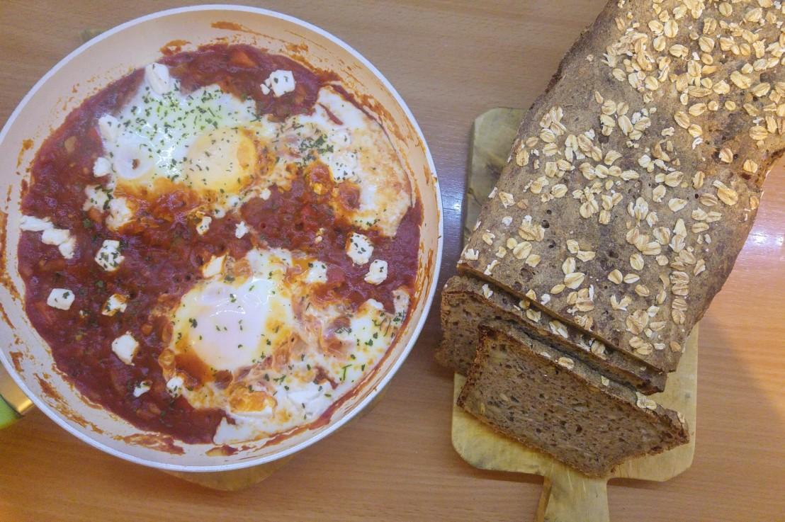 Shakshuka – Breakfast Alternative for ScrambledEggs