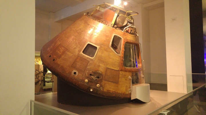 London trip - Science museum - Apollo