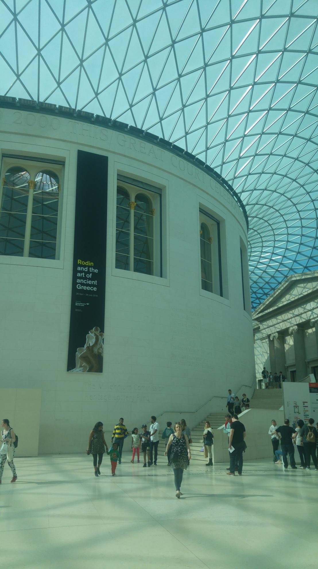 London trip - British museum