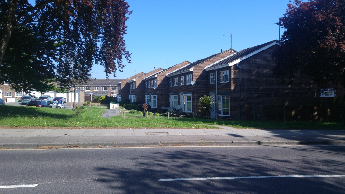 London trip - houses in Bromley