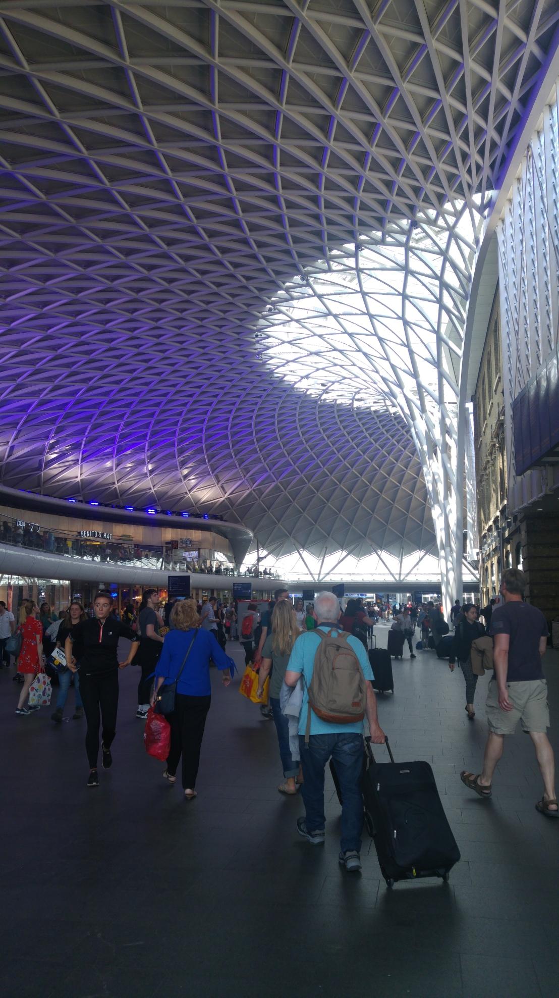 London trip - King's Cross