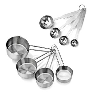 Useful baking utensils - measuring spoons