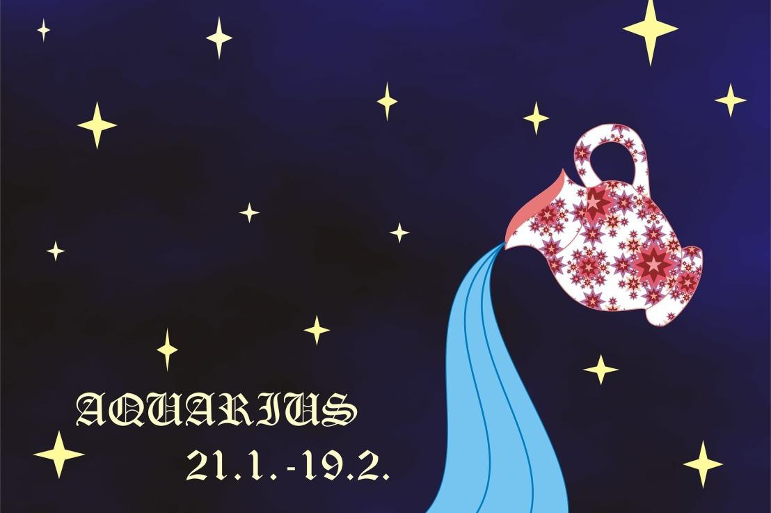 Star Signs –Aquarius