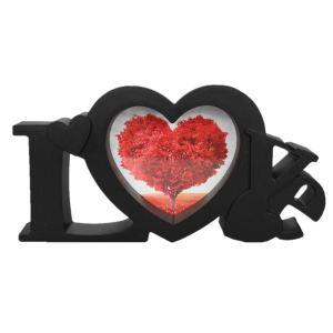 Valentine gift ideas - love photo frame