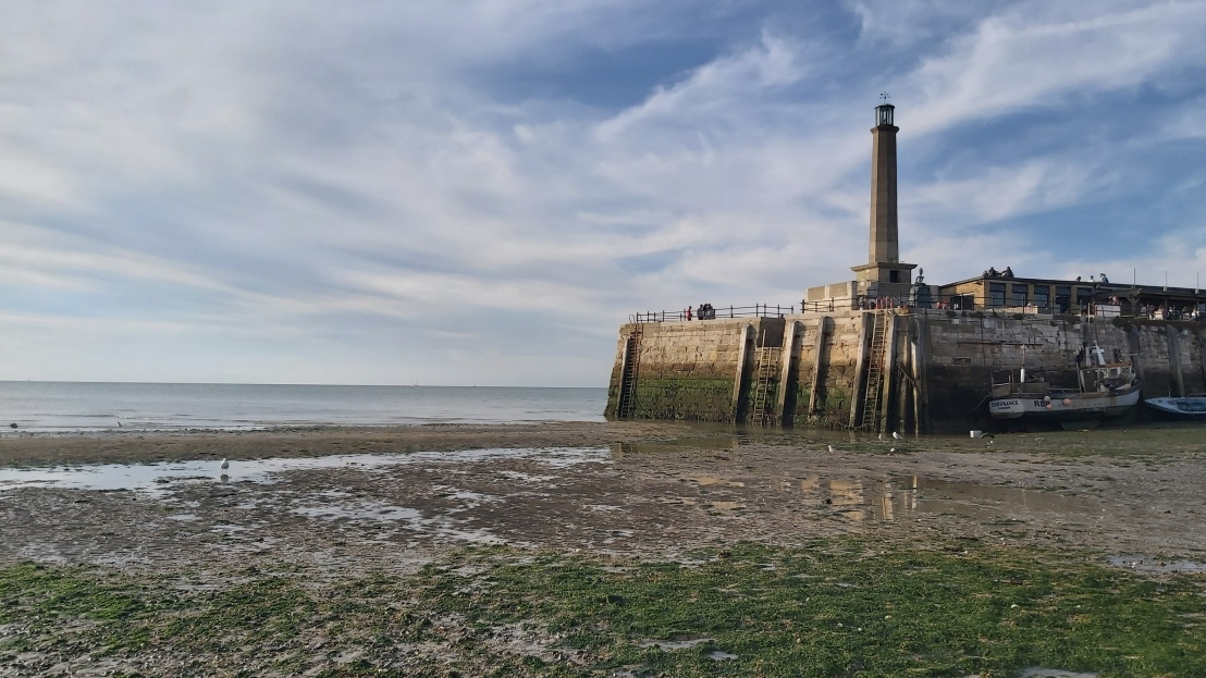 Lighthouse in Margate