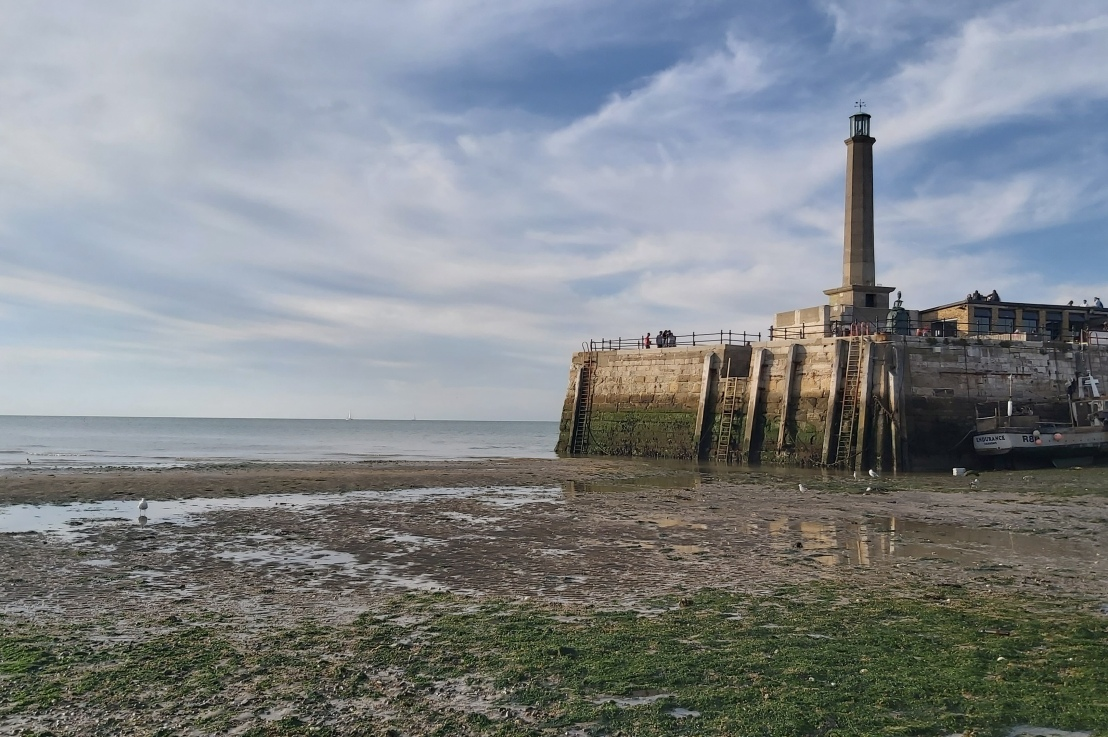 Afternoon in Margate