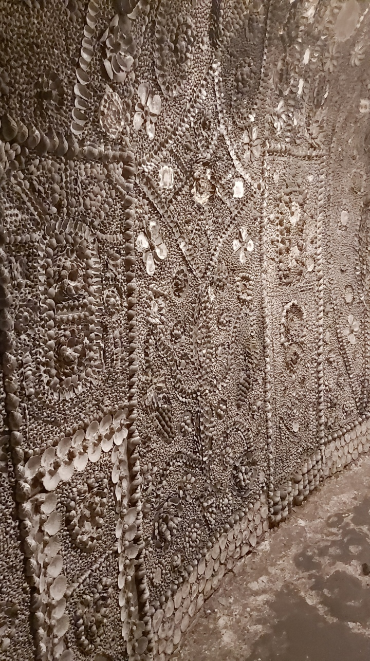 Shell Grotto in Margate