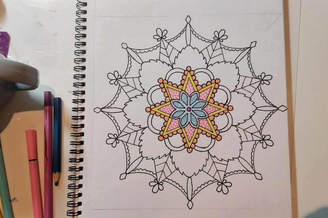 How To Draw AMandala