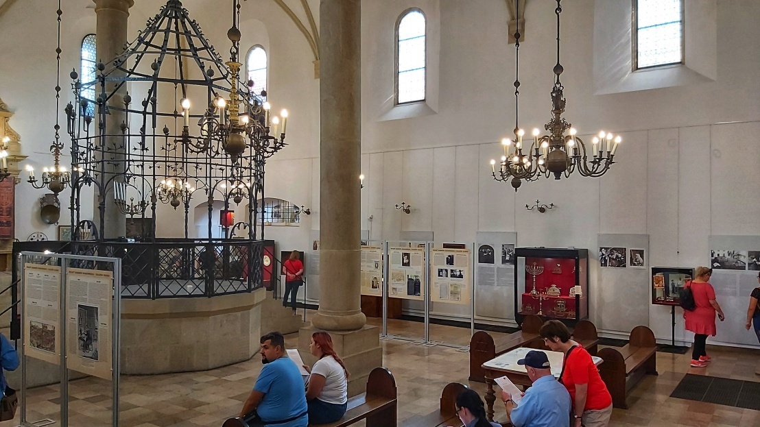 Cracow Trip - Old Synagogue museum in Kazimierz