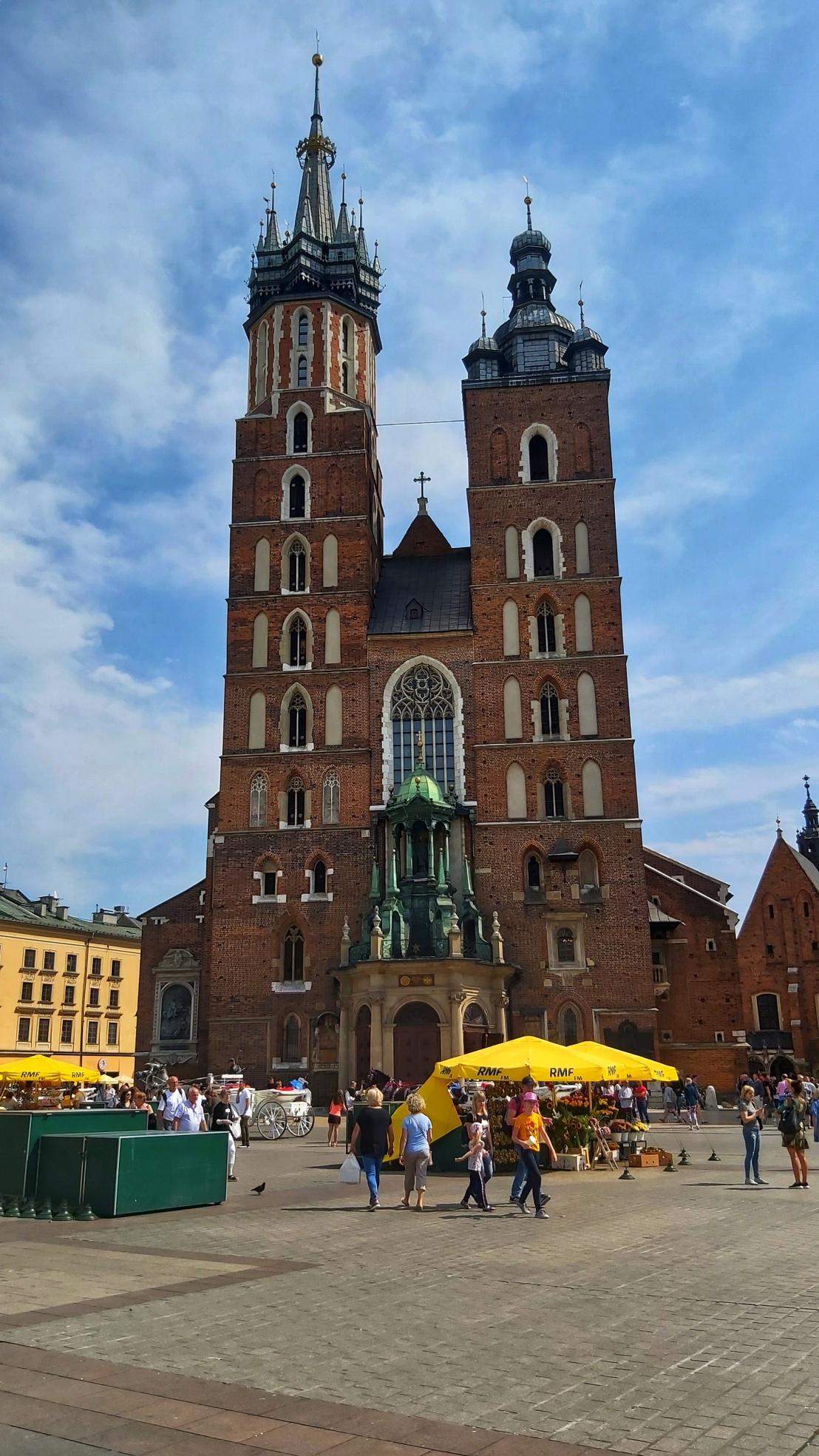 Cracow Trip - Mariacki Church