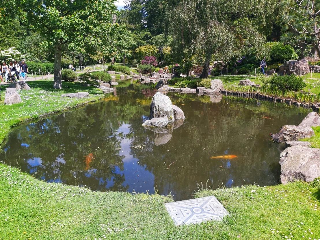 Holland Park Kyoto Garden