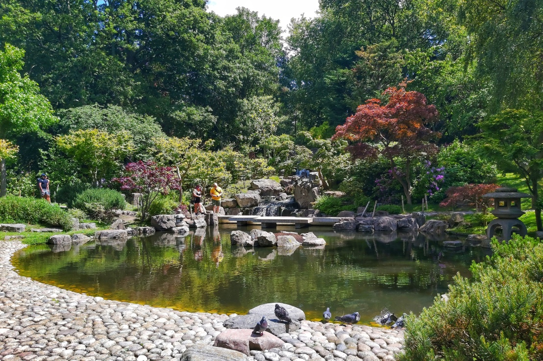 London Parks – HollandPark
